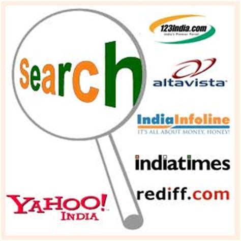 Search Engines India Indian Search Engines