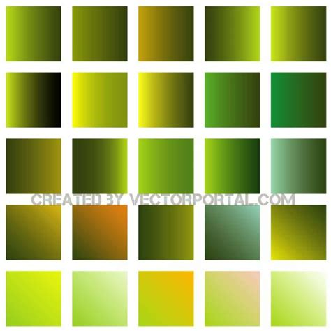 color schemes illustrator green gradient colors for illustrator download at