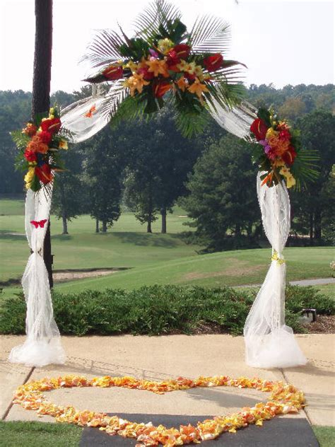 Wedding Arch Ideas by Wedding Accessories Ideas