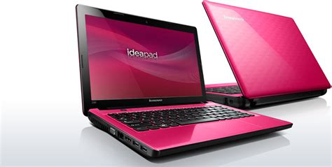 Laptop Lenovo Pink lenovo z380 212938u notebookcheck fr