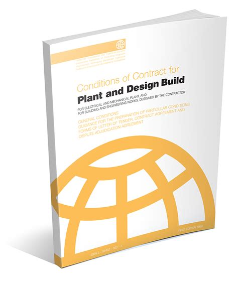 design and build contract fidic language german