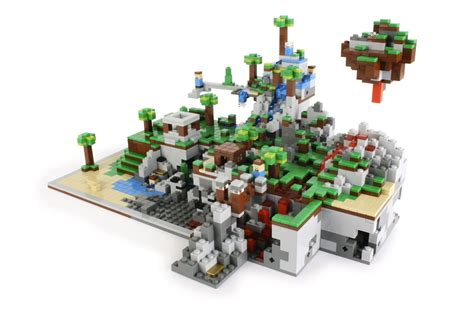 New Set by 2 New Lego Minecraft Sets Rumored Neoape