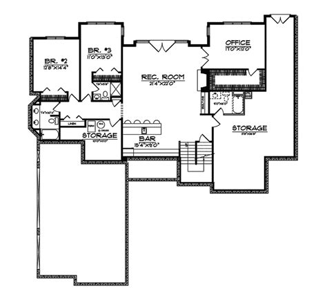 chapparal luxury ranch home plan 051s 0064 house plans chapparal luxury ranch home plan 051s 0064 house plans