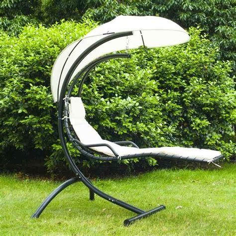 Chaise Longue Suspendue De Jardin by Chaise Longue Suspendue Et Fauteuil Relax