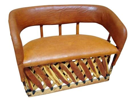 mexican sofas cancun rustic equipale loveseat mexican rustic furniture