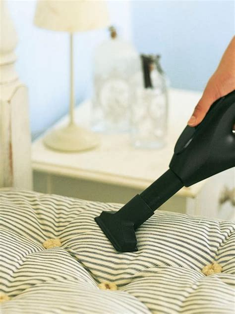vacuuming mattress 20 cleaning tips for beds and mattresses hgtv