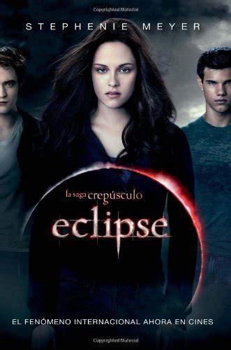 carrie spanish movie tie in eclipse en espanol con portada de la pelicula eclipse movie tie in crepusculo