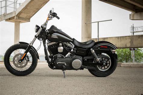 Harley Dyna Tieferlegung Hinten by Harley Davidson Dyna Bob Modelljahr 2017 Bike