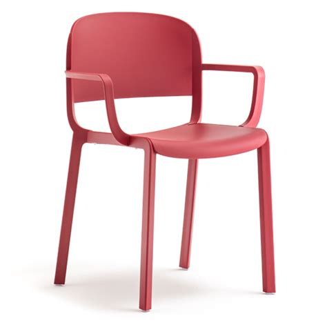 Dome Chairs by Pedrali Dome Chair With Arms Made And Make