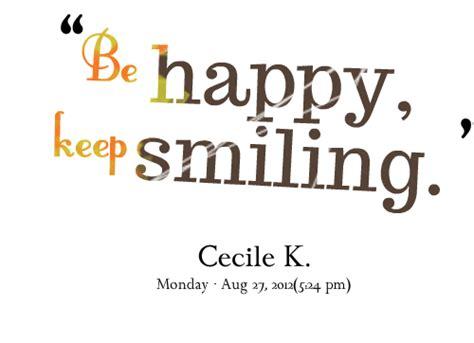 quotes   happy  smiling quotesgram