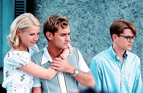 themes in the talented mr ripley film the talented mr ripley 1999 short review frock flicks