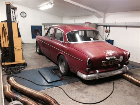 Car Upholstery Specialists Cck Historic Patinated Volvo Amazon Tune Up