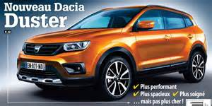 Renault Duster 2nd Will The New Renault Dacia Duster Look Like This Perhaps