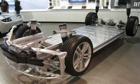 Tesla Model S Battery Weight Tesla S Model S Now Has A Titanium Underbody Shield To