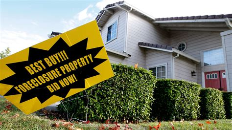 foreclosed homes 5 tips for buying bankrate