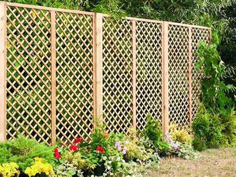 Garden Fence Accessories Backyard Privacy Screen