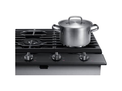 gas cooktop with grill 36 36 quot gas cooktop