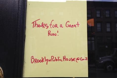 brooklyn public house a bittersweet food weekend for fort greene brooklyn magazine
