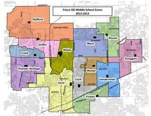frisco isd district maps phillips creek ranch
