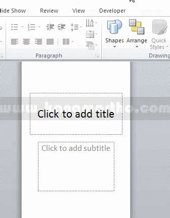 tutorial membuat powerpoint yang bagus powerpoint to android membuat menu awal bongkar media