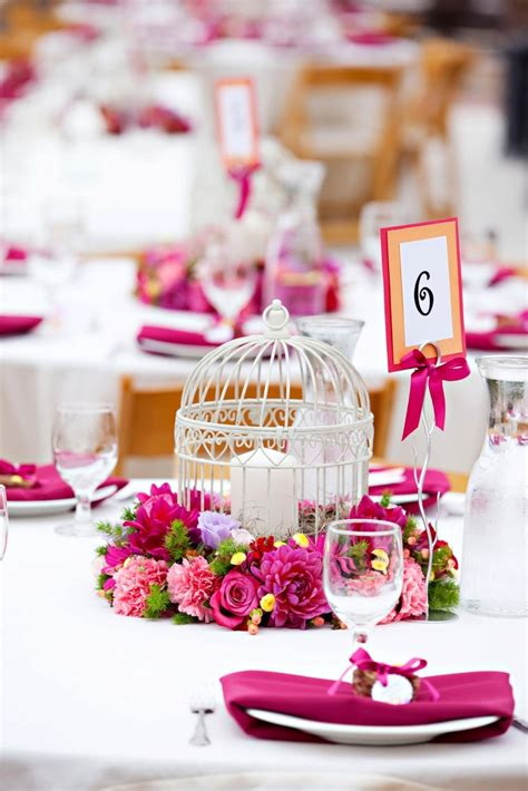 Pretty Table Decorations 30 Beautiful Summer Wedding Centerpiece Inspirations Godfather Style