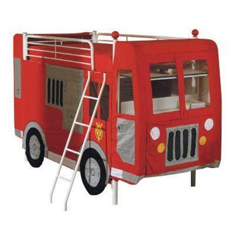 firetruck bunk bed custom truck beds images