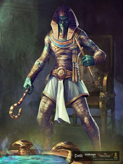 Sobek Branded mythology osiris mythology brand new and world