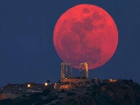 imagenes raras de la luna primer eclipse de superluna en 30 a 241 os ocurrir 225 a final de