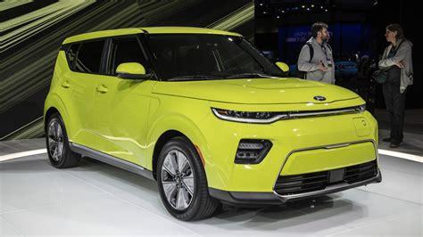 Kia E Soul 2020 Price 2020 kia soul revealed at l a with range soul ev