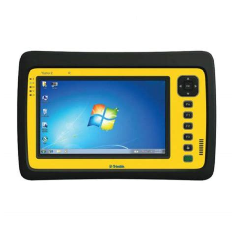 trimble rugged tablet trimble yuma 2 cx rugged tablet computer
