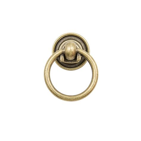 sumner home hardware small 1 1 2 in antique brass