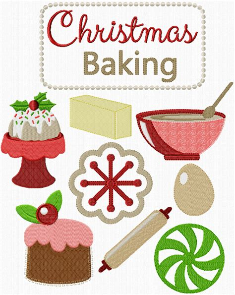 christmas decorations that you bake baking