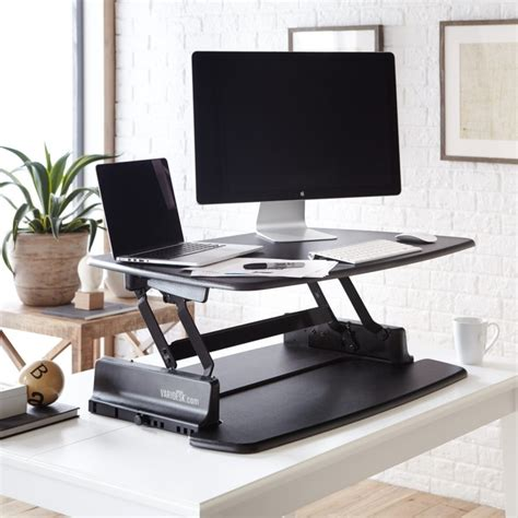 height for standing desk height adjustable standing desk