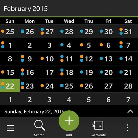 Calendar Update Terrible 10 3 Calendar S Ui Is Terrible Blackberry Forums At