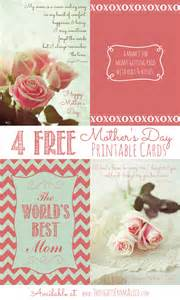 4 free printable s day cards