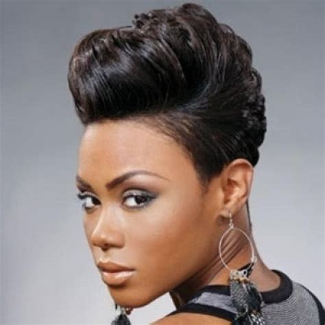 black hairstyles for hair oval 15 best ideas of black hairstyles for oval faces
