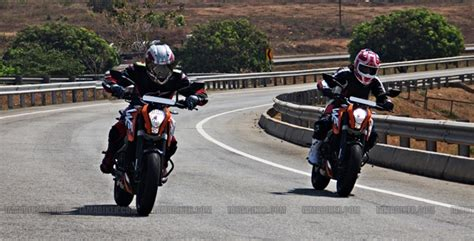 Ktm Duke 200 Racing Bikes List 2012