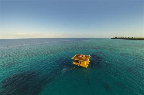 Manta Resort Underwater Room by The Underwater Room Pemba Island 171 Luxury Hotels
