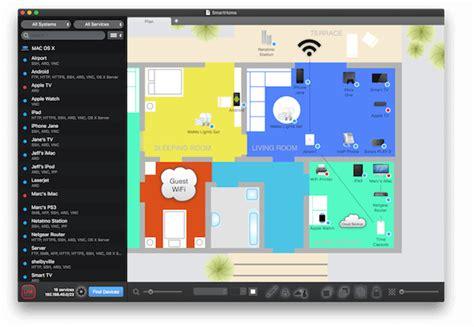 mit der spot maps app das smart home clever organisieren