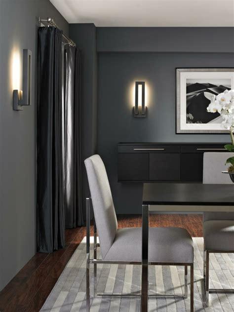 designer wandleuchten innen moderne wandlen f 252 hren einen sitlvollen effekt in den