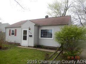416 s maplewood dr rantoul illinois 61866 foreclosed