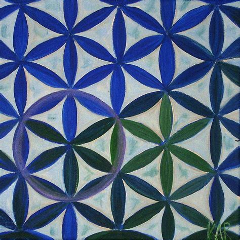 flower pattern for painting flower of life pattern by art by kar