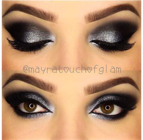 eyeshadow tutorial dramatic dramatic eye makeup for brown eyes tutorial fay blog