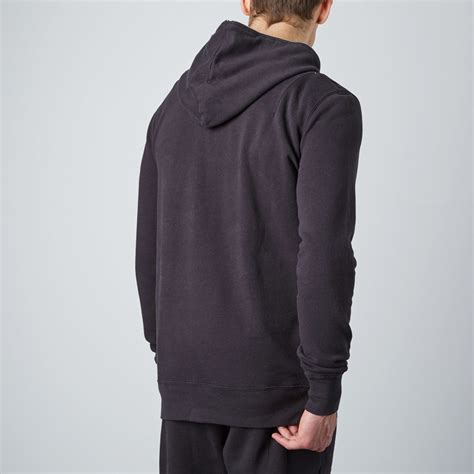 Hoodie Zipper Mancing Mania Fb zip pullover hoodie black l feather touch of modern
