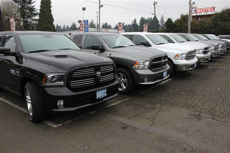 Mcloughlin Chrysler Jeep Oregon Tonkin Chrysler Jeep Dodge Ram Fiat In Milwaukie Or