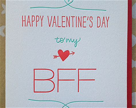 happy valentines day bff popular items for friend on etsy
