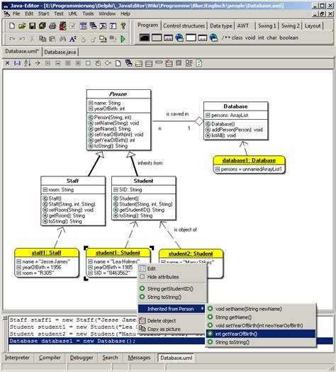 java uml diagram generator uml diagram java tool gallery how to guide and refrence