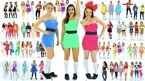diy  minute group halloween costume ideas
