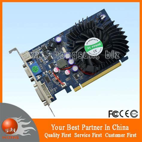 Vga Card Pci Express 16x 100 new nvidia geforce 9500 gt 512mb 128bit ddr3 s vga dvi pci e 16x directx 10