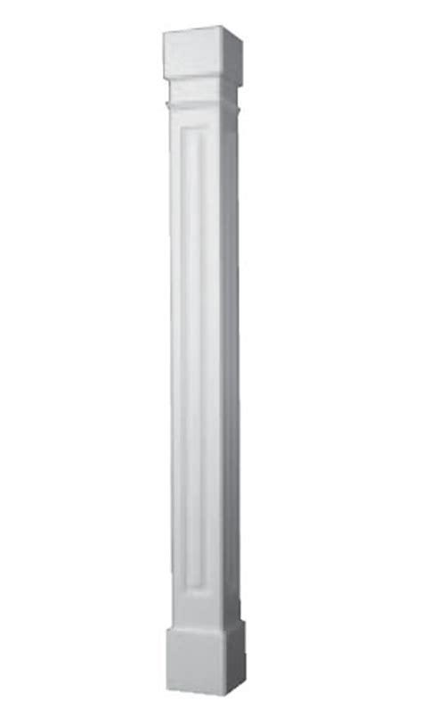 Fiberglass Columns Home Depot Image Square Fiberglass Columns Exterior